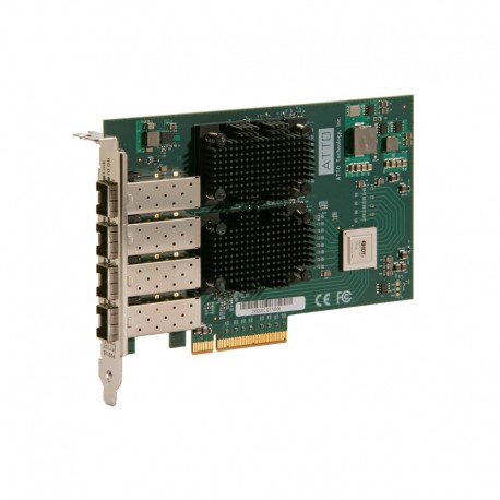 FastFrame™ NS14 LC SFP+ SR Optical Interface