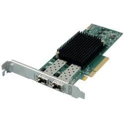 16Gb Dual Port Gen 6 FC HBA (w 2 SFPs)