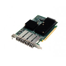 32Gb Quad Port FC HBA (SFPs included)