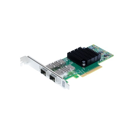 FastFrame™ 3 N322 - Dual-port direct attach 25GbE Ethernet NIC